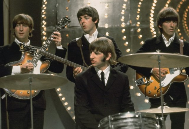 The Beatles en directo